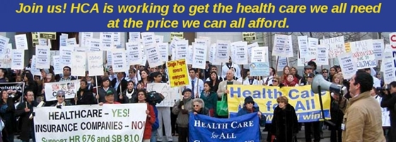Health Care for All Rally
